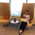 体験談:家具・インテリアデザイン会社でインターン(大学1年生)※動画付