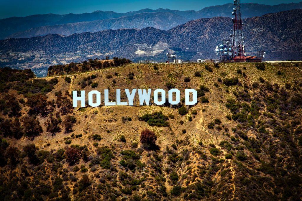 ロサンゼルス・ハリウッドサイン