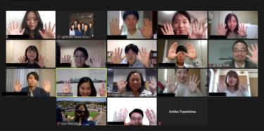 第七回 オンラインセミナー『面接対策セミナー』を開催しました!
