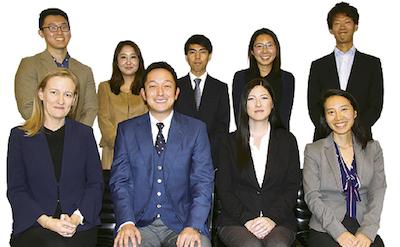 ロサンゼルスにある米国公認会計士事務所とつながり経験豊富な専門家から学ぶオンラインインターン