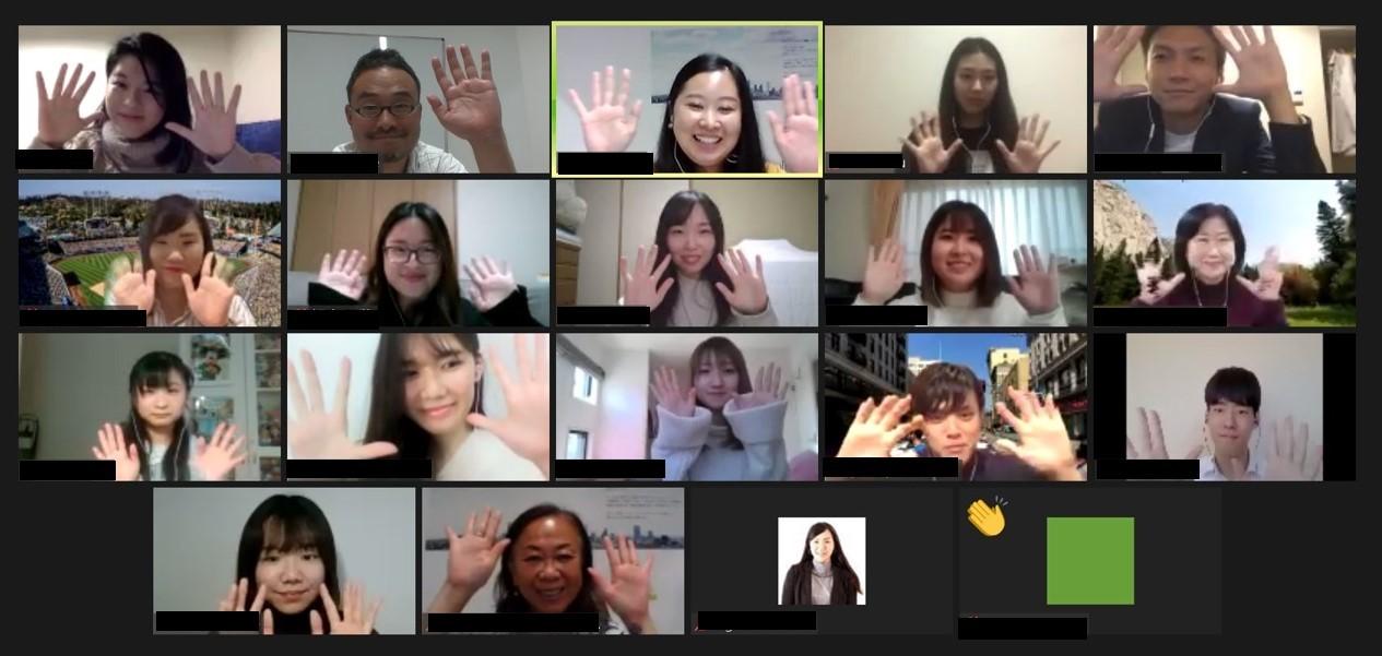 第六回 オンラインセミナー『就活対策とキャリアの繋げ方』を開催しました!